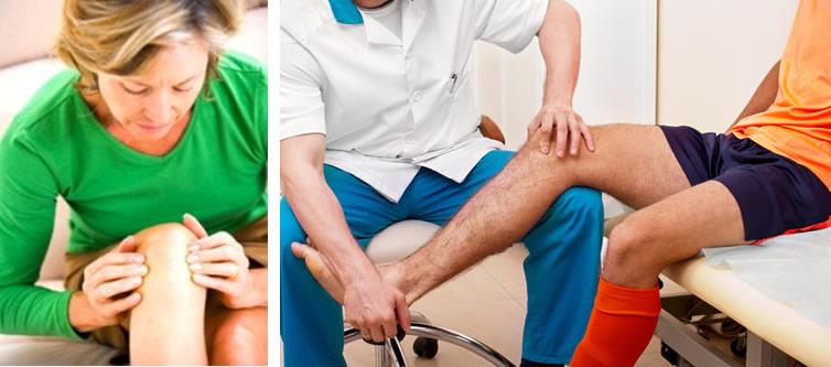 Mal au genou